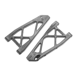 Front Lower Suspension Arms Nero (2 ks)