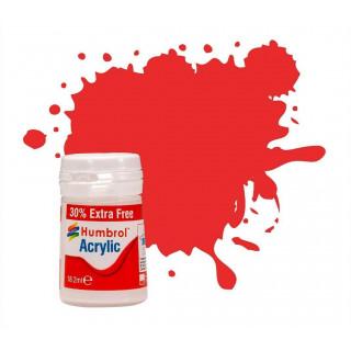 Humbrol barva akryl AB0209EP - No 209 Fire Orange (+30% navíc zdarma)