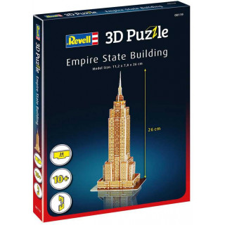 3D Puzzle REVELL 00119 - Empire State Building