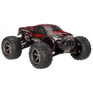 XLH: Monster Truck CHALLENGER 2WD 1:12 2.4GHz RTR - Červený