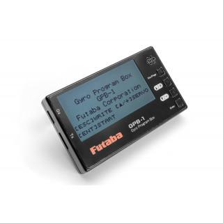 Futaba CGY760R s GPB1 FBL jednotka