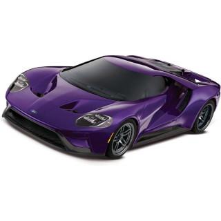 Traxxas Ford GT 1:10 TQi RTR fialový