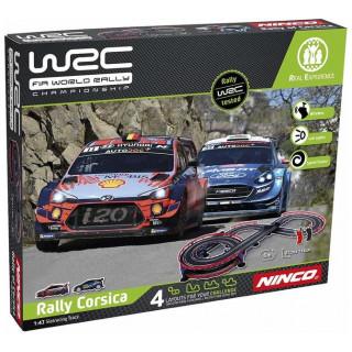 WRC Rally Corsica 1:43