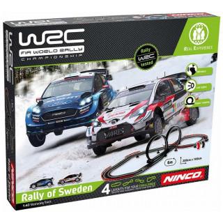 WRC Rally Sweden 1:43