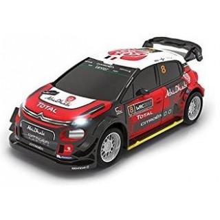WRC Citroen C3