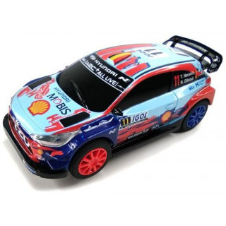WRC Hyundai i20 Neuville 1:43