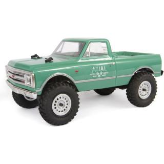 Axial SCX24 Chevrolet C10 1967 1:24 4WD RTR zelený