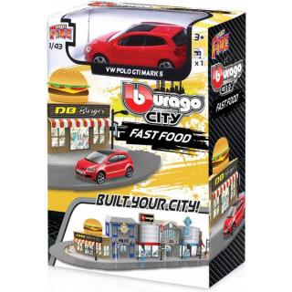 Bburago City - Fast food