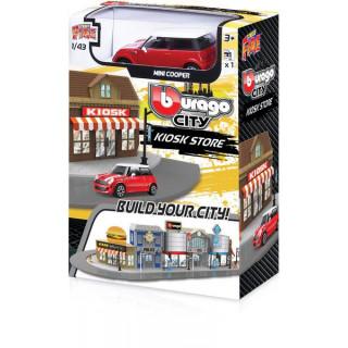 Bburago City - obchod