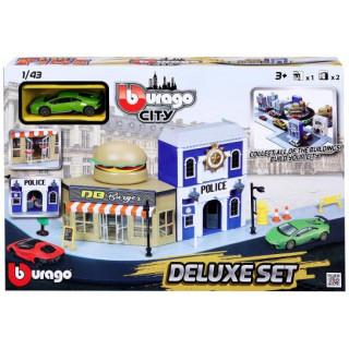 Bburago City - Deluxe Set