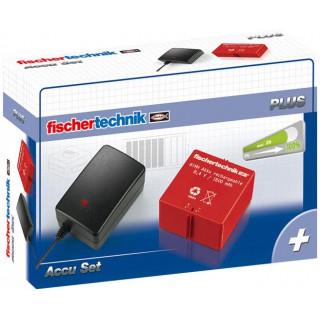 fischertechnik Plus Accu Set 220V