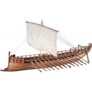Dušek Řecká biréma 600 př.n.l. 1:72 kit