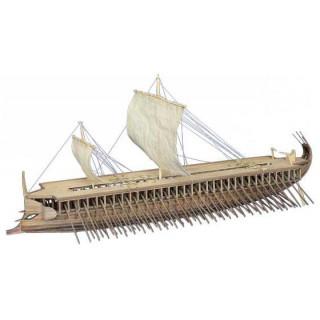 Dušek Řecká triréma 480 př.n.l 1:72 kit