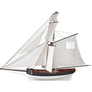 Dušek Le Cerf 1779 1:72 kit