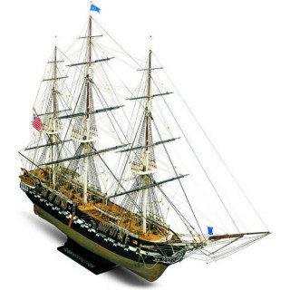 MAMOLI USS Constitution 1:93 kit