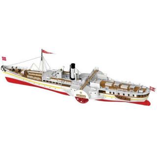Modell-Tec D/S Skibladner 1:60 kit