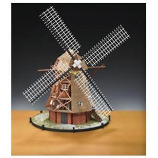 AMATI Holandský větrný mlýn 1:30 kit