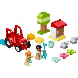 LEGO DUPLO - Traktor a zvířátka z farmy