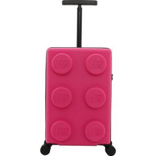 """LEGO Luggage Cestovní kufr Signature 20"""" - fialový"""