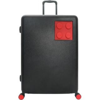 """LEGO Luggage Cestovní kufr Urban 24"""" - černý/červený"""