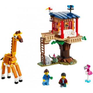 LEGO Creator - Safari domek na stromě