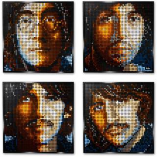 LEGO Art 2020 - The Beatles