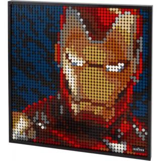LEGO Art 2020 - Iron Man od Marvelu