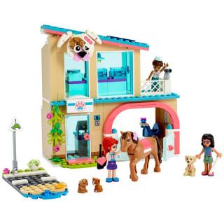 LEGO Friends - Veterinární klinika v městečku Heartlake