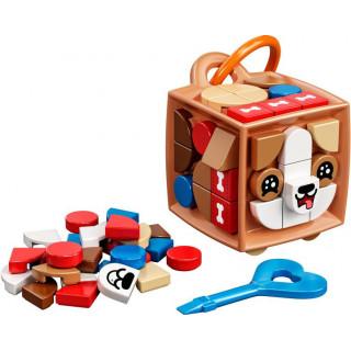 LEGO DOTs - Ozdoba na tašku - pejsek