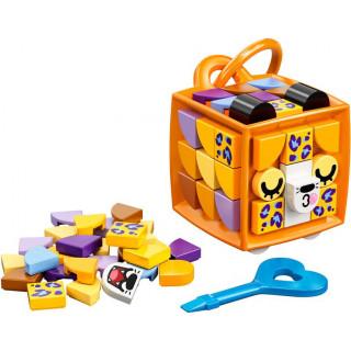 LEGO DOTs - Ozdoba na tašku - leopard