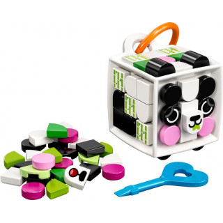 LEGO DOTs - Ozdoba na tašku - panda