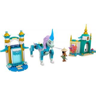 LEGO Disney Princess - Raya a drak Sisu