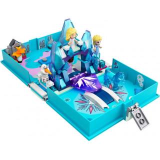 LEGO Disney Princess - Elsa a Nokk a jejich pohádková kniha dobrodružství