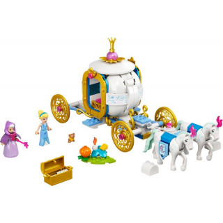 LEGO Disney Princess - Popelka a královský kočár