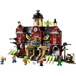 LEGO Hidden Side - Strašidelná střední škola v Newbury