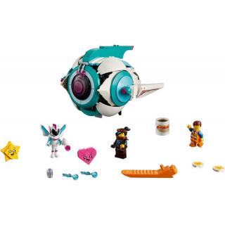LEGO Movie - Kosmická loď Systargenerálky Mely