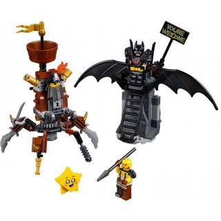 LEGO Movie - Batman a Kovovous připraveni k boji
