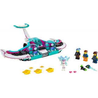 LEGO Movie - Zdivočelá Mela a její stíhačka