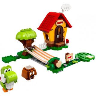LEGO Super Mario - Mariův dům a Yoshi – rozšiřující set