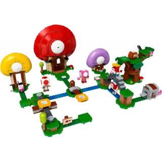 LEGO Super Mario - Toadův lov pokladů – rozšiřující set