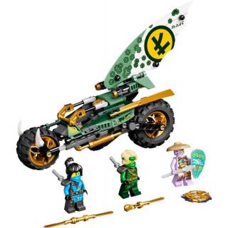 LEGO Ninjago - Lloydova motorka do džungle