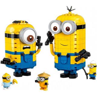 LEGO Minions - Mimoni a jejich doupě
