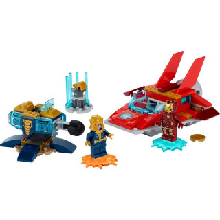 LEGO Super Heroes - Iron Man vs. Thanos