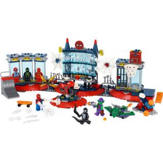 LEGO Super Heroes - Útok na pavoučí doupě