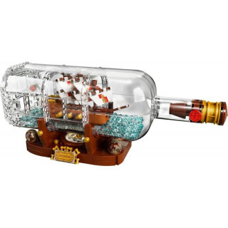 LEGO Ideas - Loď v láhvi