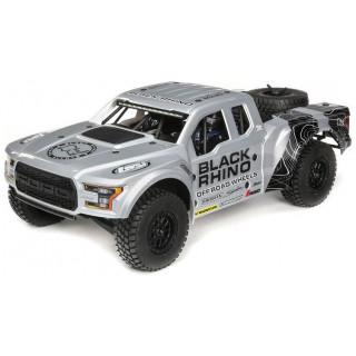 Losi Ford Raptor Baja Rey V2 1:10 4WD RTR Black Rhino
