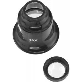 Modelcraft oční lupa duální 10x / 3x