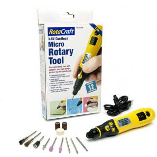Rotacraft vrtací frézka RC03 se 12 nástroji