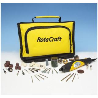 Rotacraft vrtací frézka RC18X se 75 nástroji
