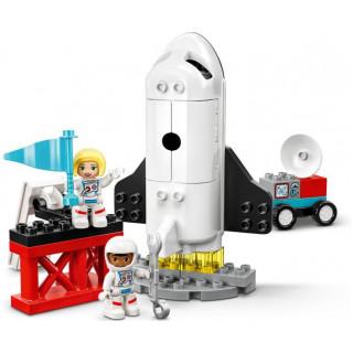 LEGO DUPLO - Mise raketoplánu